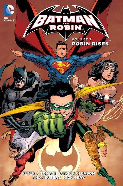 Batman and Robin Vol. 7 – Robin Rises (2015)