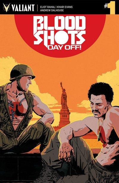 Bloodshot's Day Off! #1 (2017)