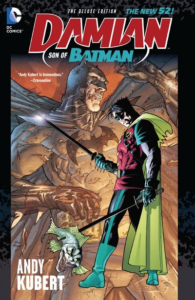 Damian – Son of Batman The Deluxe Edition (2014)
