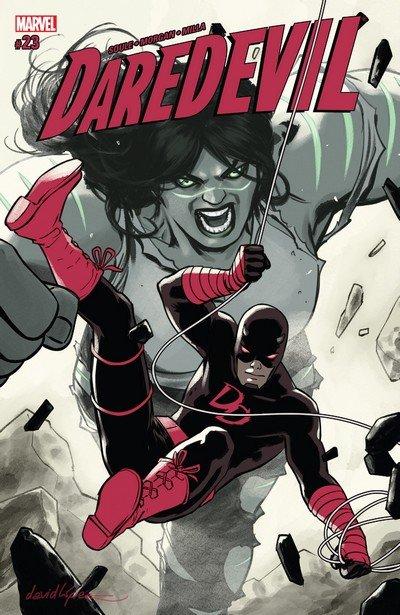 Daredevil #23 (2017)