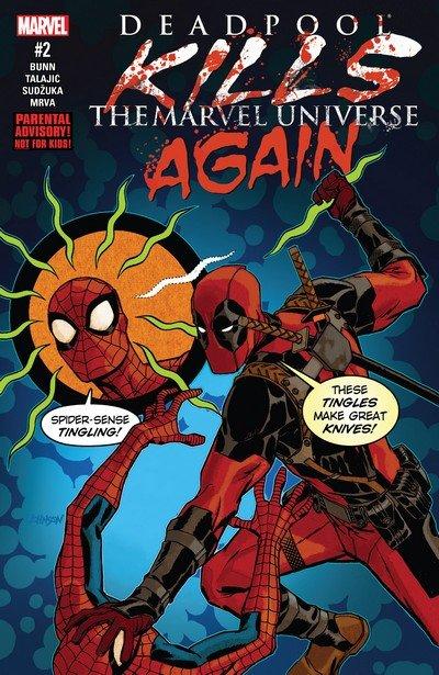 Deadpool Kills the Marvel Universe Again #2 (2017)