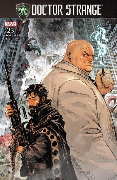 Doctor Strange #23 (2017)