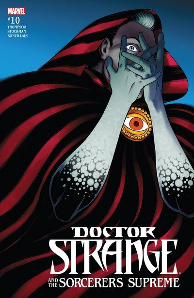 Doctor Strange and the Sorcerers Supreme #10 (2017)