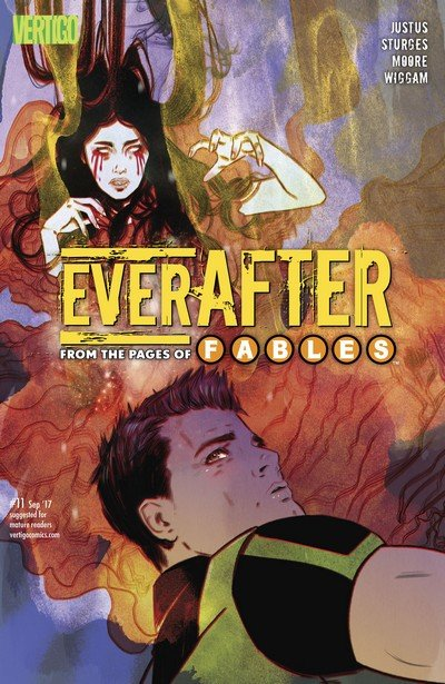 Everafter #11 (2017)