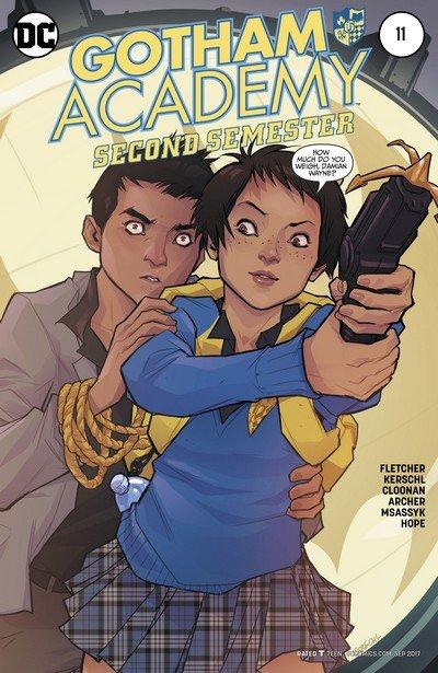 Gotham Academy – Second Semester #11 (2017)