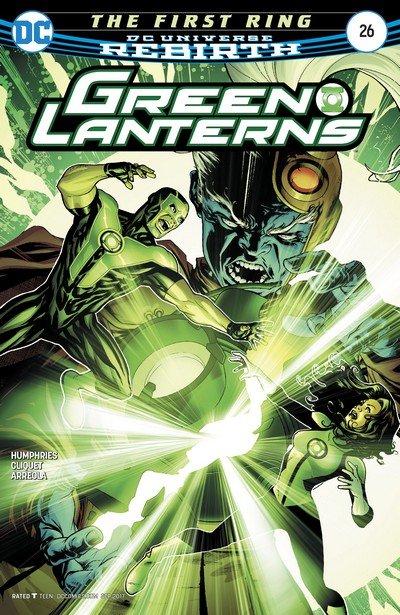 Green Lanterns #26 (2017)