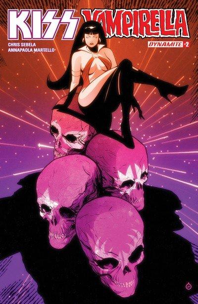 Kiss – Vampirella #2 (2017)