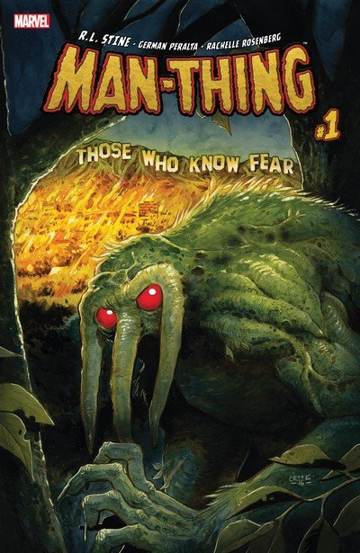 Man-Thing Vol. 1 – 5 + Extras (Collection) (1974-2016)