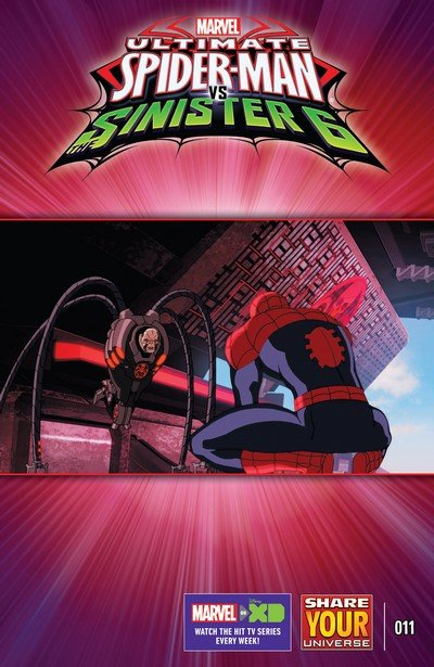 Marvel Universe Ultimate Spider-Man vs. The Sinister Six #11 (2017)
