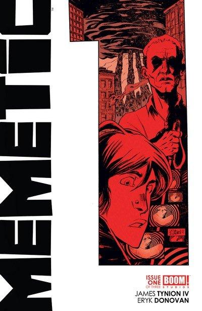 Memetic #1 – 3 (2014)