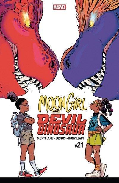 Moon Girl and Devil Dinosaur #21 (2017)