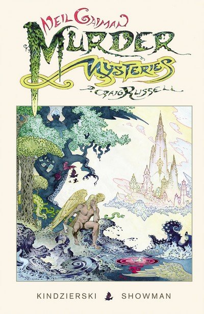Neil Gaiman Murder Mysteries (2014 Edition)