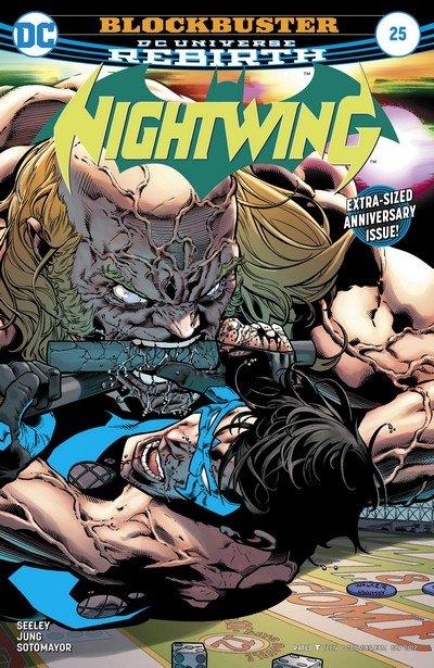 Nightwing #25 (2017)