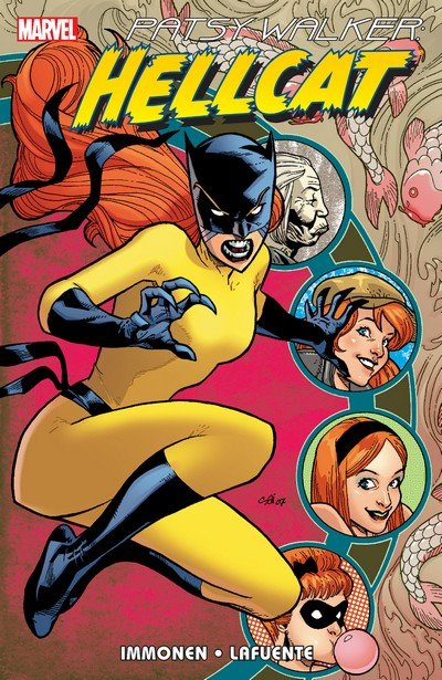 Patsy Walker – Hellcat (Collection) (1972-2017)