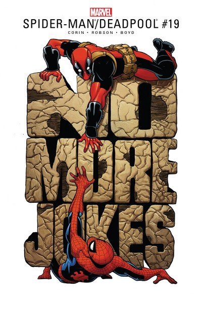 Spider-Man – Deadpool #19 (2017)