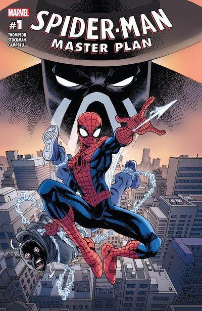 Spider-Man – Master Plan #1 (2017)