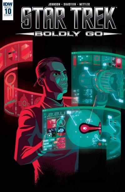 Star Trek Boldly Go #10 (2017)