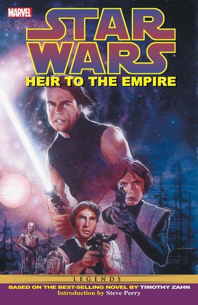 Star Wars – Heir to the Empire (Marvel Edition) (2015)