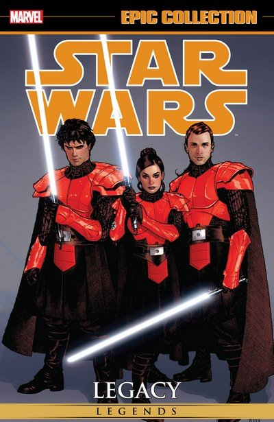 Star Wars Legends Epic Collection – Legacy Vol. 1 (2016)