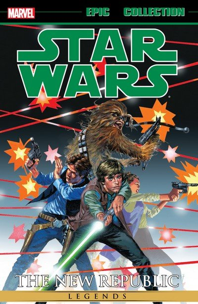 Star Wars Legends Epic Collection – The New Republic Vol. 1 (2015)