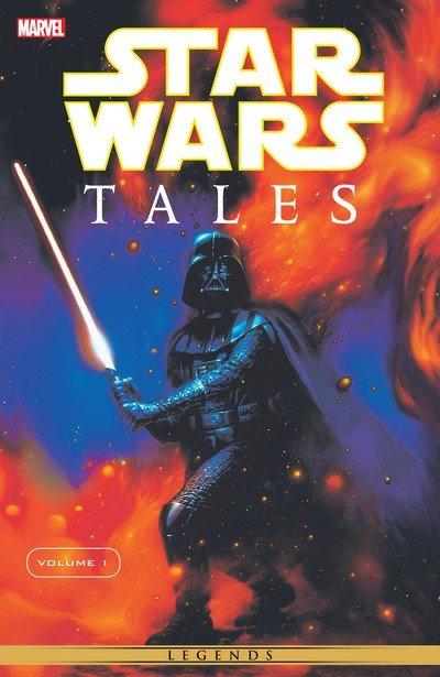 Star Wars Tales #1 – 24 + TPB Vol. 1 – 6 (Marvel Edition) (2015)