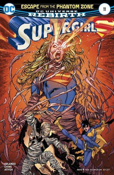 Supergirl #11 (2017)