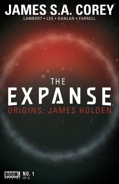 The Expanse Origins #1 – 4 (2017)