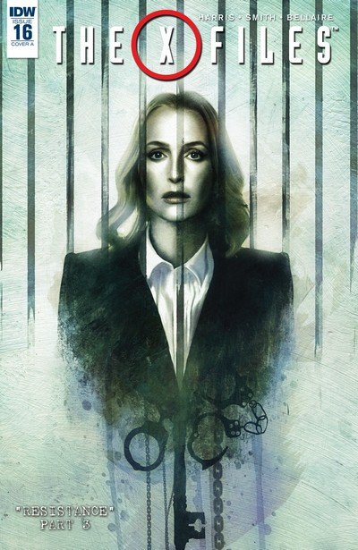 The X-Files #16 (2017)
