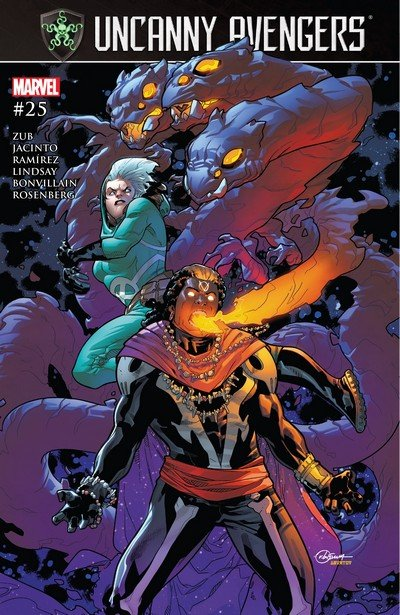 Uncanny Avengers #25 (2017)