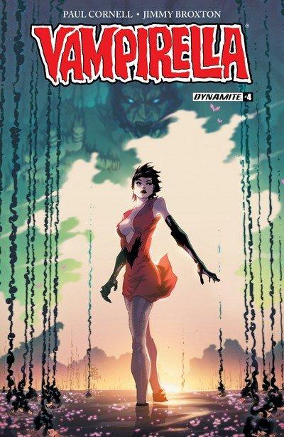 Vampirella Vol. 4 #4 (2017)