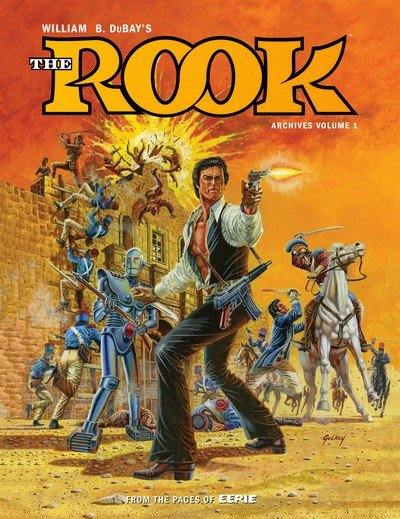 W.B. DuBay's The Rook Archives Vol. 1 – 2 (2017)