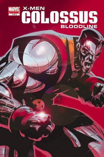 X-Men – Colossus Bloodline #1 – 5 (2005-2006)