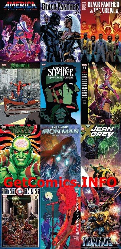 2017.08.30 Marvel Week+