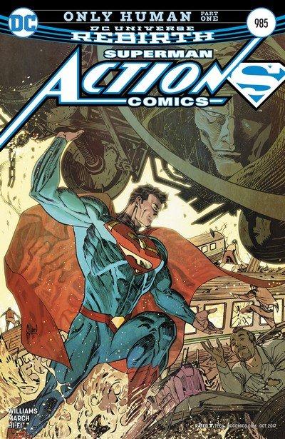 Action Comics #985 (2017)