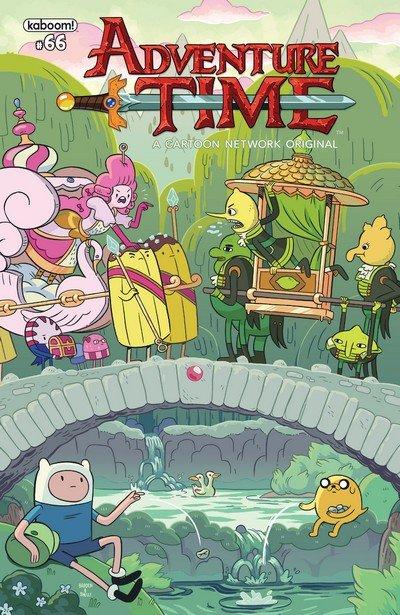 Adventure Time #66 (2017)