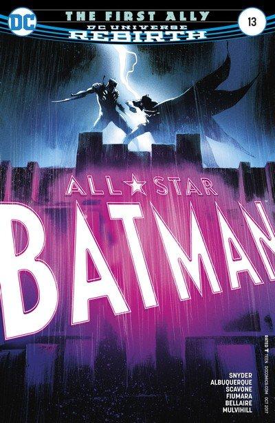 All Star Batman #13 (2017)