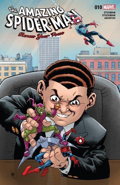 Amazing Spider-Man – Renew Your Vows #10 (2017)