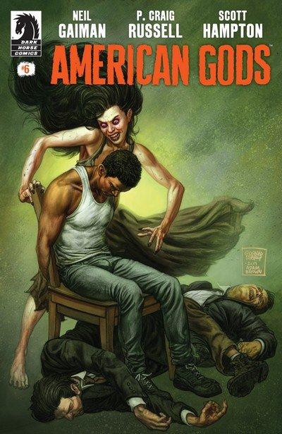 American Gods – Shadows #6 (2017)