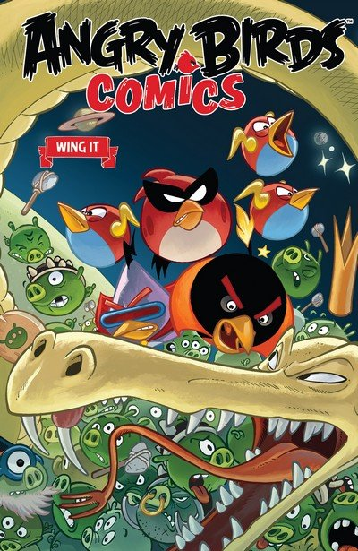 Angry Birds Comics Vol. 6 – Wing It (2017)