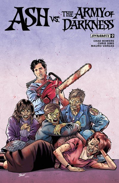 Ash Vs The Army Of Darkness #2 (2017)