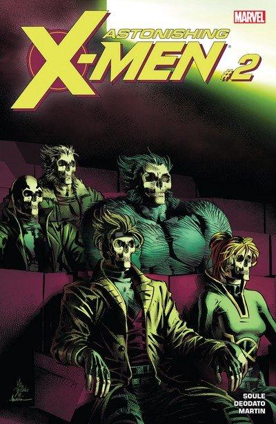 Astonishing X-Men #2 (2017)