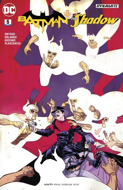 Batman – Shadow #5 (2017)