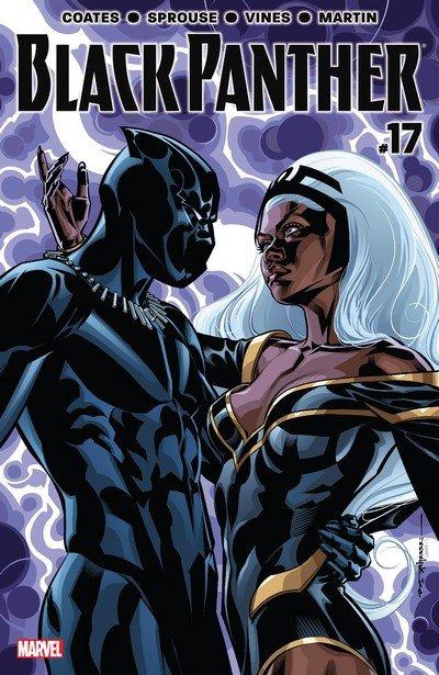 Black Panther #17 (2017)