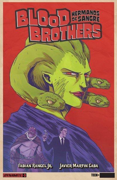 Blood Brothers – Hermanos de Sangre #3 (2017)