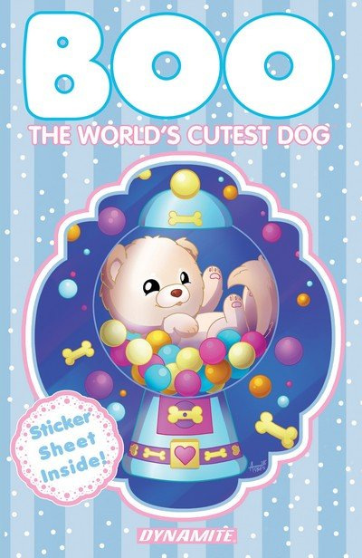 Boo, the World's Curtest Dog Vol. 1 – A Walk in the Park (2016)