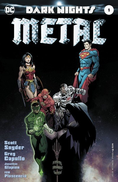 Dark Nights – Metal + Tie Ins (Reading Order) (2017-)
