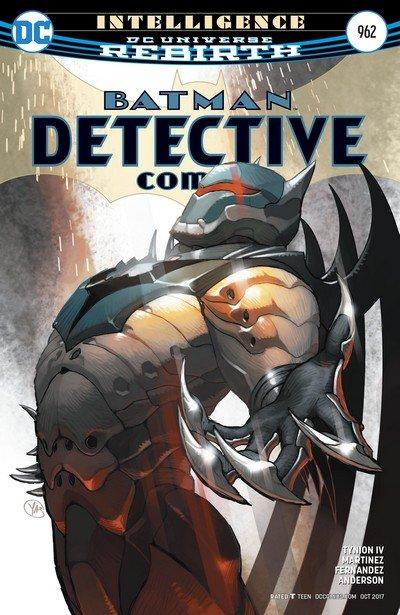 Detective Comics #962 (2017)