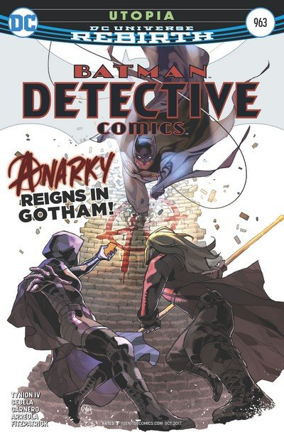 Detective Comics #963 (2017)