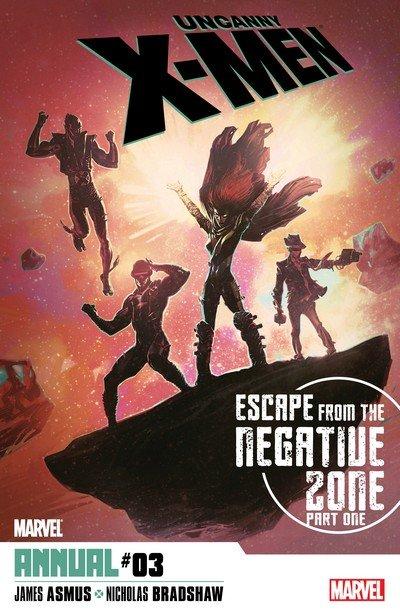 Escape from the Negative Zone #1 – 3 (2011)