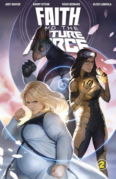 Faith and the Future Force #2 (2017)